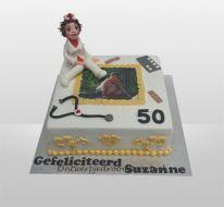 Verjaardagstaart 50 jaar
