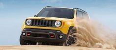 2016 Jeep Renegade – Adventure Starter Pack