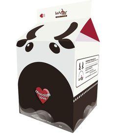 30 embalagens de leite criativas | Criatives | Blog Design, Inspirações, Tutoriais, Web Design