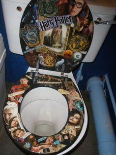 This does not make you Harry Potter's greatest fan. This makes you Harry Potter's creepiest fan...