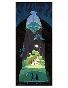 Hansel and Gretel, Derek Stratton