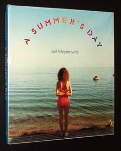 A Summer's Day by Joel Meyerowitz. $6.34. Author: Joel Meyerowitz. Publisher: Times Books; 1st edition (May 12, 1985). 127 pages. Color and light, the passing storm, a freckled girl, a  screened porch--a summer's day--from 1976-1981, mostly photographed on  Cape Cod. Lush, dreamy, sun-baked color.                                                         Show more                               Show less