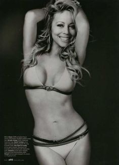 Mariah Carey - Elle Magazine Pictorial [United States] (August 2008) | Mariah Carey Picture #18423155 - 454 x 627 - FanPix.Net
