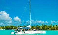 Saona Island Catamaran Relax on the beach, enjoy the crystalline waters!