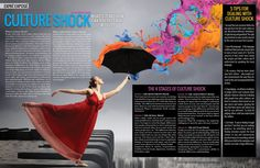 Culture Shock: What is it and how can you best deal with it? : Global Living Magazine www.globallivingmagazine.com #expats #livingabroad