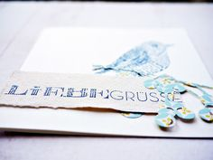 inkystamp.blogspot.com: Liebe Grüsse ...