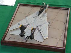 F-14 Tomcat Historia Sion 2009 F-14 Tomcat, Model Show, Scale Models, Historia, Scale Model