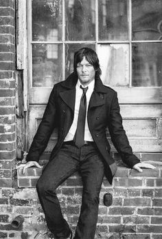 Love him! Happy Birthday Norman! 01/06/14
