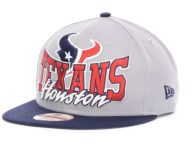 Find the Houston Texans New Era Gray/Navy New Era NFL Gray Out and Up 9FIFTY Snapback Cap & other NFL Gear at Lids.com. From fashion to fan styles, Lids.com has you covered with exclusive gear from your favorite teams.