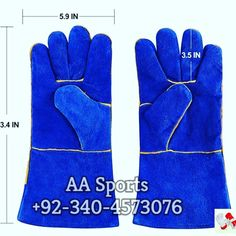 001 Welding palm Leather Gloves. 00-92340=4573076 whatsapp & Imo number Email=aasports09@gmail.com  Detail: Palm: leatherColor & Size: As per as client requirementCuff: Hook-and-loop closure Welding gloves. Made of Cow split leather .Gun Palm with Knitted fleece lining. Welding Gloves, Safety Gloves, Work Gloves, Leather Gloves, Gun, Palm, Closure, Number, Detail