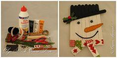 Мастер-класс Новый год Рождество Моделирование конструирование Новогодние украшения из палочек от мороженного Жёлуди Картон Клей Краска Ленты Магниты Материал бросовый Прищепки Ткань фото 16