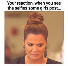 Yes xDDDDDD Especially on instagram...