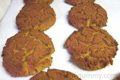 Coconut Drop Biscuits - Comfy Tummy - SCD, Paleo, and Gluten Free - Health And Healing Through Food And Nutrition.