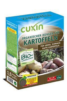 Organischer Dünger für Kartoffeln