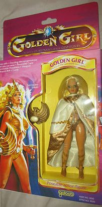 Golden Girl and the Guardians of the Gemstones | 10 Totally Forgotten '80s Girl Toy Lines