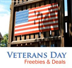 2014 Veterans Day Discounts and Freebies | The Happy Housewife
