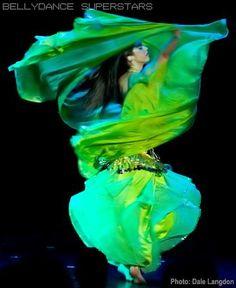 Green Goddess - Petite Jamilla