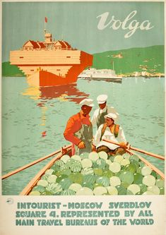 Mermaid Siren Boat Capri Italy Tourism Europe Vintage Poster Repro FREE S//H