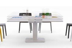 Meeting Table, Table Height, Innovation Design, Office Desk, Product Design, Clever, Furniture, Home Decor, Desk Office
