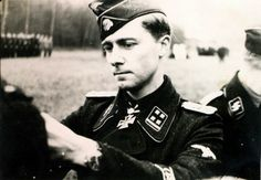 A look at Joachim Peiper, SS Panzer Commander and convicted war criminal. Joachim Peiper, German Soldiers Ww2, German Army, Germany Ww2, Portraits, Red Army, Panzer, Armed Forces, World War Two