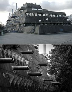 Former Research Institute For Experimental Medicine, Berlin, Germany