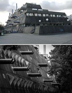 Antigo Instituto de Investigação para Medicina Experimental, Berlim, Alemanha