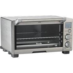 Breville® Compact Smart Oven® in Toasters, Ovens | Crate and Barrel
