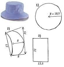 Hat Patterns To Sew, Clothing Patterns, Sewing Patterns, Sewing For Kids, Baby Sewing, Fashion Sewing, Diy Fashion, Sewing Clothes, Diy Clothes