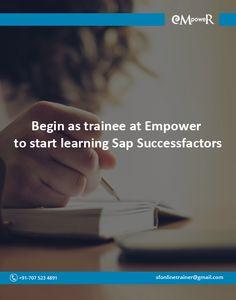 #SuccessfactorsOnlinetraining #Videotutorials #SAP #realtimescenarios #interviewprepareation