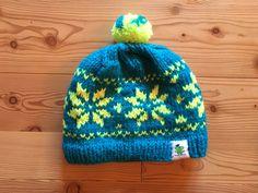 Mützen - Mütze, Beanie Norwegermuster - ein Designerstück von Gluecksfrosch bei DaWanda