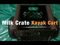 Kayak Fishing for Fishing Enthusiast - Kayak Sherpa Kayak Fishing Tips, Fishing 101, Kayak Camping, Diy Camping, Fishing Boats, Kayak Wheels, Kayak Crate, White Water Kayak, Kayak Accessories