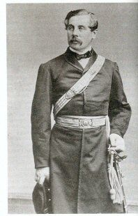 Thomas Francis Meagher, Irish nationalist and leader of the Young Irelanders in the Rebellion of 1848