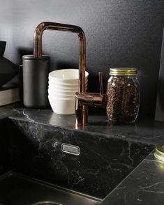 Moodboard: marmer is onze favoriete steensoort voor in huis - Roomed