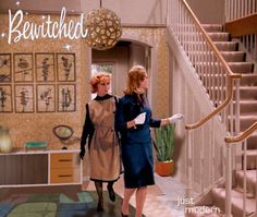 Living Room On Bewitched Tv Homes Pinterest Living