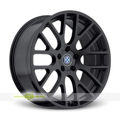 Beyern BMW Spartan Black Wheels For Sale  - For more info:  http://www.wheelhero.com/customwheels/Beyern-BMW/Spartan-Black