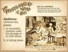 (128) Grandiloquent Word of the Day