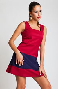 Kırmızı Elbise   Nisa Kalo