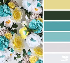 design seeds X ello Colour Pallette, Colour Schemes, Color Combos, Color Patterns, Design Seeds, Palette Pantone, Flora Design, Color Balance, Color Swatches