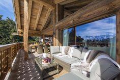 Switserland verbier chalet balcony kabaz architects eric