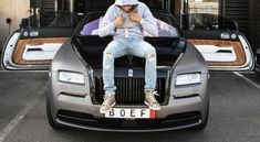 Rapper Boef koopt een bekende Rolls-Royce Wraith Rolls Royce Wraith, Luxury Cars, Baby Car Seats, Classic Cars, Mens Fashion, Model, Man Style, Android, Game