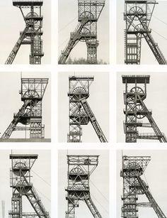 Winding Towers
