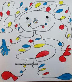 Calder: un diavolo per capello.....e per corpo - Laboratori nelle scuole Alexander Calder, Drawing For Kids, Painting For Kids, Art For Kids, Art Education Lessons, Art Lessons Elementary, Elements Of Art Space, Dandelion Wall Decal, Art Plastique