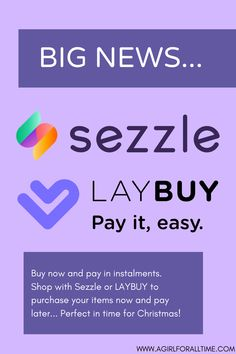 Shopping has never been so easy... We've been working hard to get Sezzle up and running in time for Christmas. Buy your gifts now and pay later in instalments.   For our North American customers, Sezzle is now up and running.  For our UK customers, don't worry! Use LAYBUY to buy now and pay it, easy.        #agat #agfat #agatdolls #education #play #educationaltoys #dollstagram #dollsphotography #history #historicalplay #learning #collecting #agirlforalltime #smallbusiness…