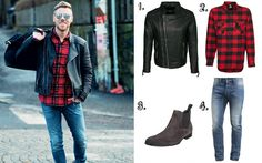 mensfashion style streetstyle getthelook Steal the style