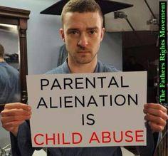 JT is against Parental Alienation! #parentalalienation#justintimberlake#abuse