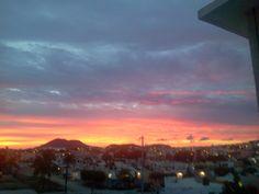 THE SKY IN MORNING CABOS SAN LUCAS COL HOJAZEN