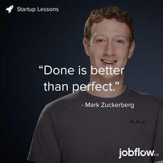 Daily inspiration from Jobflow! #inspiration #quote #startup #entrepreneur #jobs #careers #voom #jobflow