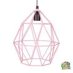 Kidsdepot hanglamp Wire roze | Lief en Klein