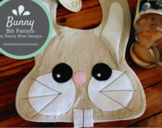 What does the Fox Say.....?  These bib sewing patterns are super cute, and super simple! You can make them with your normal sewing machine and just a few pieces of material! Looks great in ANY color.  Snap closures on your fox bib mean no nasty velcro to ruin any more of the clothes in the wash. Snap closures allow for multi-size fit, with this fox bib fitting our baby from 4 months to 2 years! Finished bibs measure -5 1/2 (14cm) long, -7 1/2 (19cm) wide at the widest point -straps ...