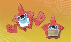 pokemon rotom pokedex - Google Search